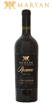 Maryan winery, Reserve 2014