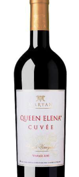Maryan winery, Queen Elena 2014
